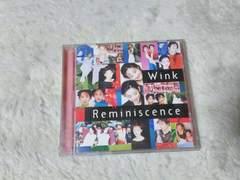 CD ウインク レミニセンス ベスト 全17曲 '95/11 帯無 鈴木早智子/相田翔子