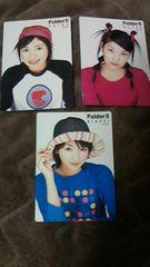 Folder 5!!CDおまけカード6枚!!AKINA!!満島ひかり!!