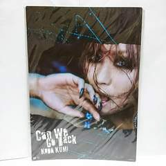 倖田來未 下敷きファイル Can We Go 非売品 グッズ ライブ