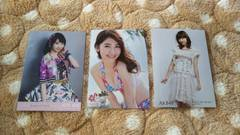 AKB48柏木由紀☆公式生写真〜まとめ売り6枚セット!