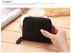 ブラック 財布 コインケース カードケース コンパクト