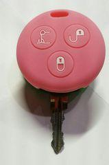 Smart スマート 450 シリコンキーカバー ピンク【新品】