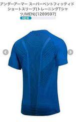 アンダーアーマー トレーニングシャツ サイズM