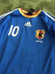 アディダス 日本代表 ユニフォーム 150 中村選手