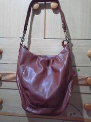 H&Mたくさん入るバッグ☆柔らか素材/送料500円