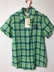 新品タグ DIESEL チェックシャツ sizeXL
