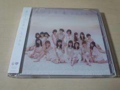 AKB48 CD「次の足跡 劇場盤(特典なし)」 ●