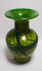 昭和レトロ ガラスの花瓶