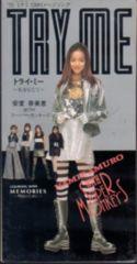 ◆8cmCDS◆安室奈美恵/TRY ME〜私を信じて〜