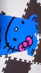 美品★BABY DOLL★キティコラボ半袖Tシャツ★110cm