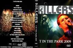 ≪送料無料≫THE KILLERS T IN THE PARK 2009 キラーズ 最新!