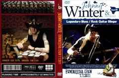 JOHNNY WINTER スペイン2011年!ジョニーウィンター 82分 高画質