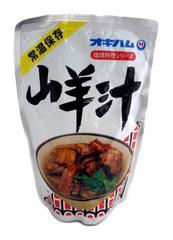 沖縄 オキハム 山羊汁 レトルトパウチ 500g N48M-4