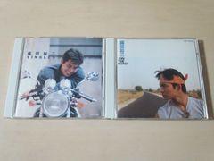 織田裕二CD2枚セット★「SINGLES」「ON THE ROAD」