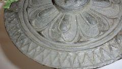 古代の瓦 奈良山村廃寺 レプリカ花器