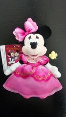ディズニーシー TDS バレンタイン・ナイト バレナイ 2016 ぬいぐるみバッジ ミニー