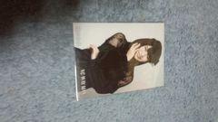 AKB48 NO WAY MAN 通常盤封入特典写真 横山由依