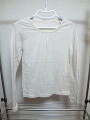 honeysきなりコットンロングTシャツSサイズ