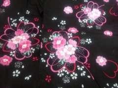 夏祭り限定sale♪EarthRoniスキ新品ラメピンク花ショキピンハート姫カワ浴衣�J