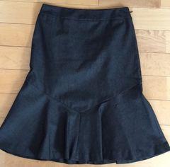 OZOC デニム風 タイトスカート 美品♪