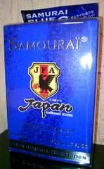 即決新品 50ml サムライサッカー日本代表チームエディション