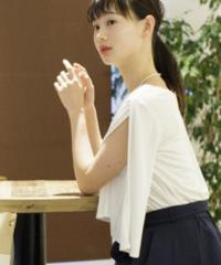☆Vis袖オープン2wayカットソー☆新品タグ付き