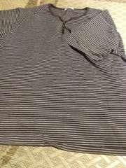 5Lサイズ 茶色のシャツ