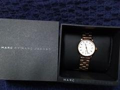 マークバイマークジェイコブス レディース腕時計/新品/確実本物