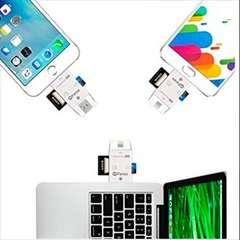 SDカードリーダー iPhone・Android対応