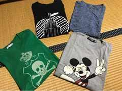 まとめ売り メンズ 半袖Tシャツ roial アーバンリサーチ等 L