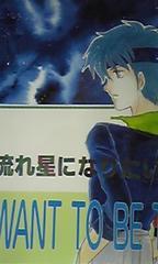 鎧伝サムライトルーパー同人誌 当遼 まさきあきお様「流れ星になりたい」