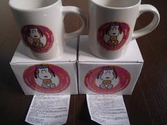 NISSAY スヌーピー SNOOPY マグカップ2個