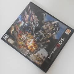 3DSソフトモンスターハンター4G激安即決
