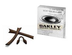 モバオクで買える「☆OAKLEY☆ RADAR イヤーソック・ノーズキット Rootbeer 06-206」の画像です。価格は1,500円になります。