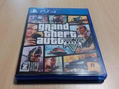 PS4 グランドセフトオート5 GTA5 グラセフ5