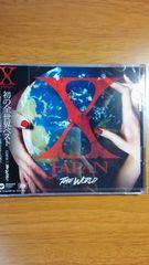 未開封 X JAPAN 全世界ベスト THE WORLD