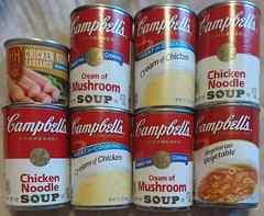キャンベルスープ & チキンウインナーソーセージ