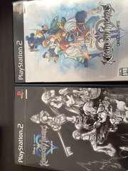 キングダムハーツ 1 2 PS2 美品