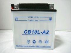 ◆YB10L-A2互換 CB10L-A2 バイクバッテリー 液付属 新品