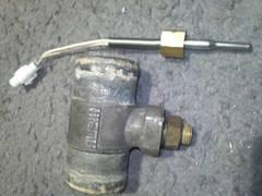 HKS水温計センサーアダプター36ミリ付き