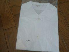 A-Dragon LLサイズ 白のブラウス 半袖 新品 制服
