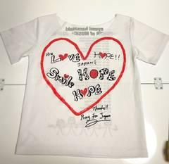 浜崎あゆみ〜POWER OF MUSIC〜2011 Tシャツ