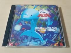 CD「ユーロビーテクノ2000 ラブ・マシーン超盛り上がりテクノ2」