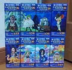 ワンピース ワールドコレクタブルフィギュア vol.29 全8種セット
