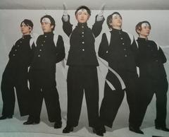 嵐 新聞広告 5×20 祝20 オトナを楽しめ!!