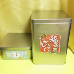 おせんべい・おかきの老舗 もち吉オリジナル一斗缶セット