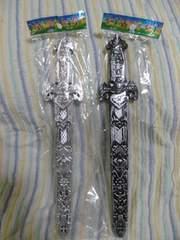 カラーメタリック剣