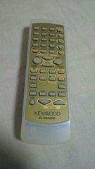 KENWOOD/ケンウッド オーディオ MDX-02 MDX-01用リモコン RC-MDX0001
