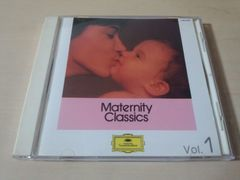 CD「マタニティ・クラシックVOL.1 妊娠初期編」胎教音楽★