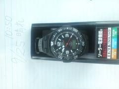 7千円スタ。新品のシチズンソーラー電波腕時計。箱と説明書有。即決特典ナシ